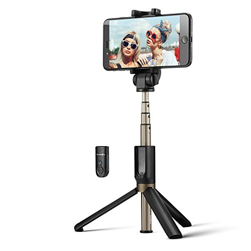 BlitzWolf Selfie Stick Tripod Mini Extendable Monopod Universal for iPhone for Samsung Selfie Stick