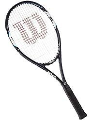 Wilson Raqueta de tenis unisex, Para juegos en todas las áreas, Para jugadores aficionados, Surge Open 103, Medida 3, Azul/Blanco