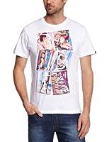 Bench Postcard Logo Men's T-Shirt