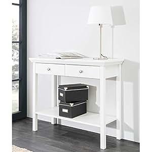 moebel dich auf stockholm landhaus konsolentisch anrichte beistelltisch tisch sekret r ablage. Black Bedroom Furniture Sets. Home Design Ideas