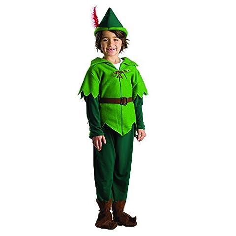 Dress Up America 837-S - Peter Pan, mehrfarbig