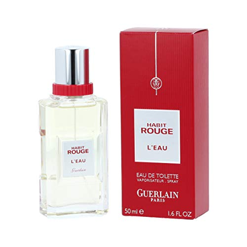 Rouge Eau De Cologne (Guerlain Habit Rouge L 'Eau Eau De Cologne Spray)