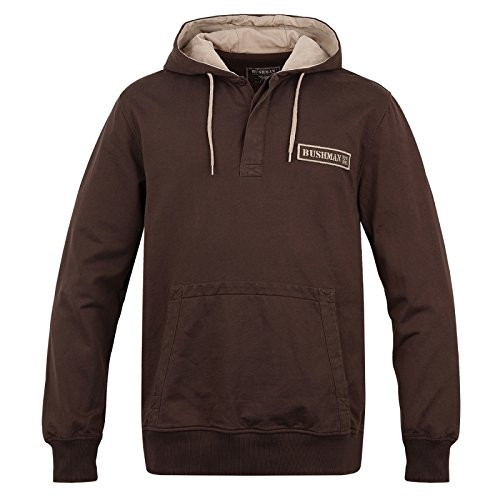 bushman-sweatshirt-folger-xl-dark-brown
