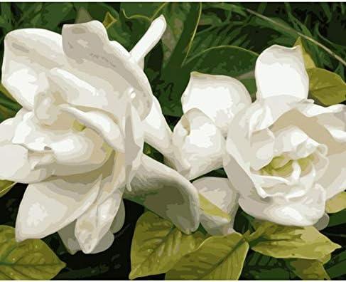 OKOUNOKO OKOUNOKO OKOUNOKO 1000 Pièces De Puzzles pour Adultes Gardenia Pur Fleurs Bricolage Image d'art pour La Décoration Personnalisé en Bois Assemblage Pièce De Puzzle Jeu | Sale  3a0875