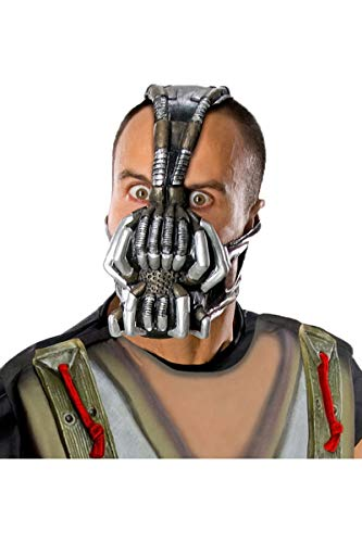 Maske Bane-Batman-Erwachsene-Einheitsgröße (Maske Erwachsene Bane)