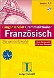 Langenscheidt Grammatiktrainer Franz�sisch 4.0 Bild