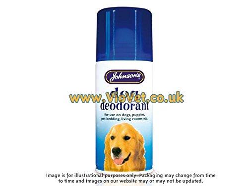 Johnsons Hund Deodorant Aerosol-150ml-Gesundheit und Hygiene Shampoos & Toilettenartikel -
