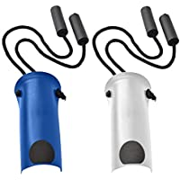 ddellk - 1 calcetín de Ayuda para Personas Embarazadas y Mayores, para Usar Sobre Calcetines