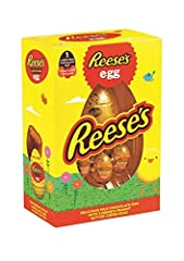 Idea Regalo - Reese's Easter Egg 232g - Grande uovo al cioccolato