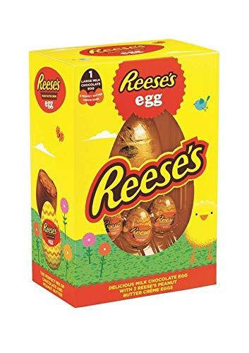 Reese's easter egg 232g - grande uovo al cioccolato