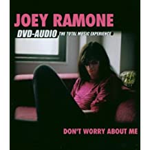 Don't Worry About Me [DVD audio]