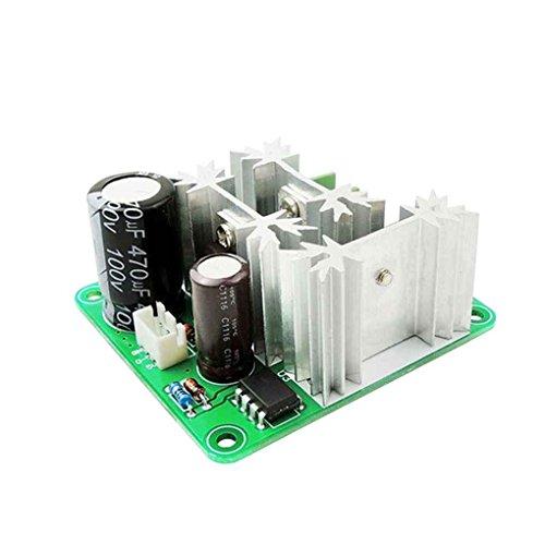 Kongnijiwa PWM 6V 12V 36V 60V 90V 15A CCMHCN Pulso Interruptor DC...