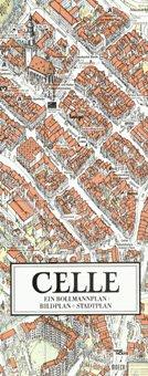 Stadtplan Celle in 3D von Bollmann