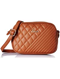 Lavie Cetan Women's Sling Bag (Tan)