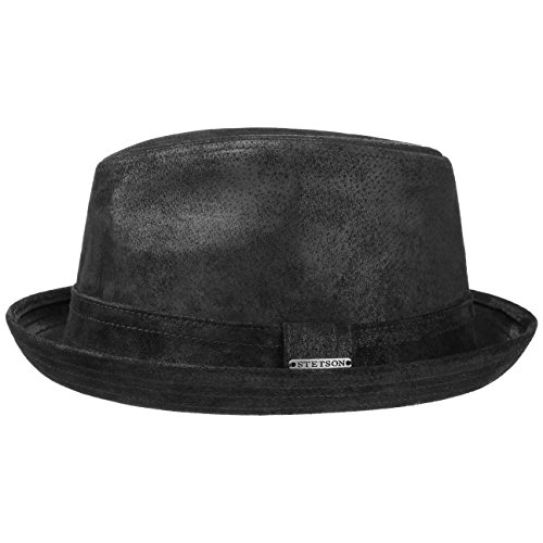 radcliff-player-in-pelle-stetson-trilby-cappello-in-pelle-xl-60-61-nero