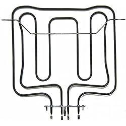 Smeg Resistencia Horno Eléctrico Doble Grill superior 1000+ 1700W 806890527