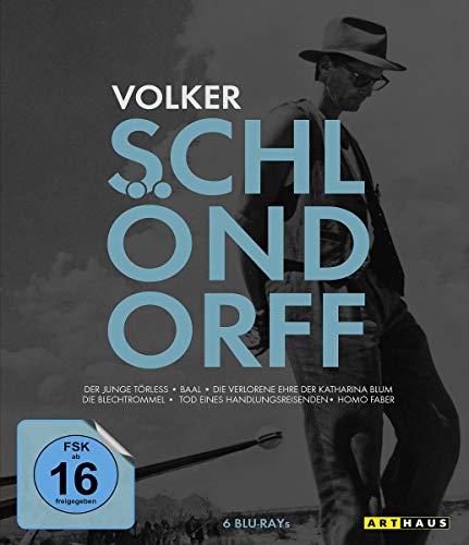 Best of Volker Schlöndorff [Blu-ray]