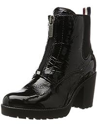Hilfiger Denim Damen B1385oo 3a Chelsea Boots