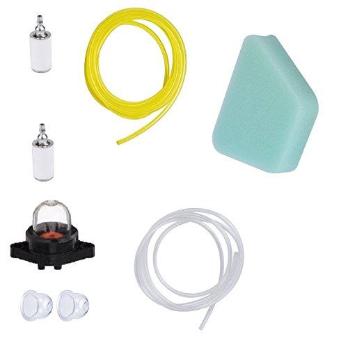Jianzhenkeji filtre à carburant filtre à air carburant Ligne Primer ampoule Kits de pompe pour tronçonneuse d'artisanat