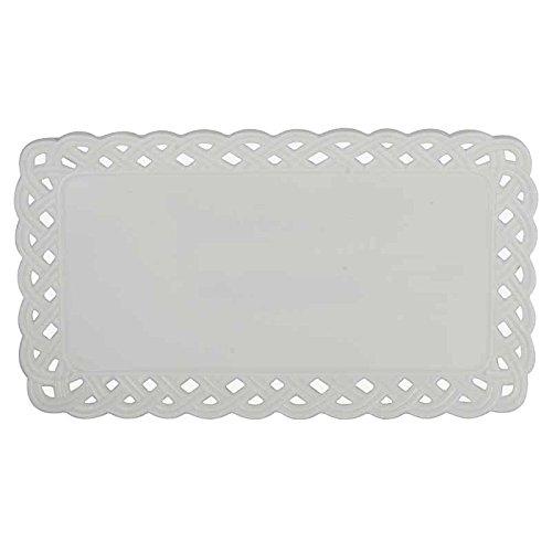 better-best-2870062-piatto-rettangolare-in-ceramica-con-bordo-traforato-colore-bianco