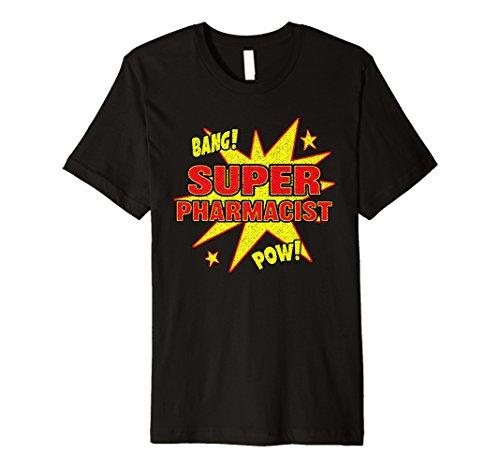 (Super Apotheker T-Shirt Super Power Halloween Disguise Gif)