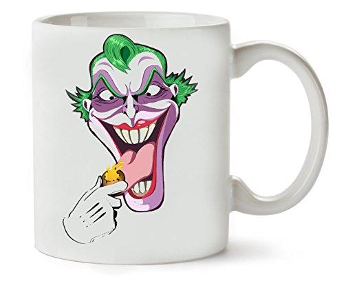 PC Hardware Store Scary Joker Taza para Café Y Té