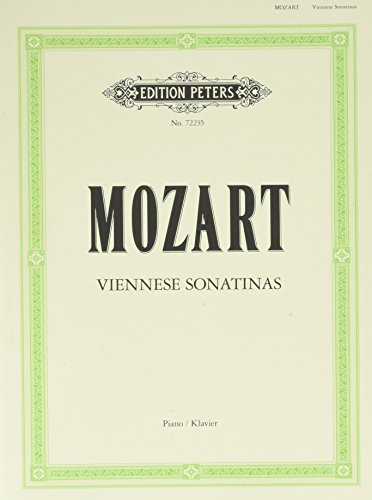 Sonatines Viennoises - Piano