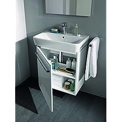 Keramag Renova Nr. 1 Comprimo NEU Waschtisch 60 cm weiß KeraTect