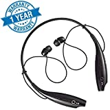 SUN FLASH HBS-730 Jogger Wireless Bluetooth in-Ear Headphone with Mic, Magnetic Earbuds, Neck-B