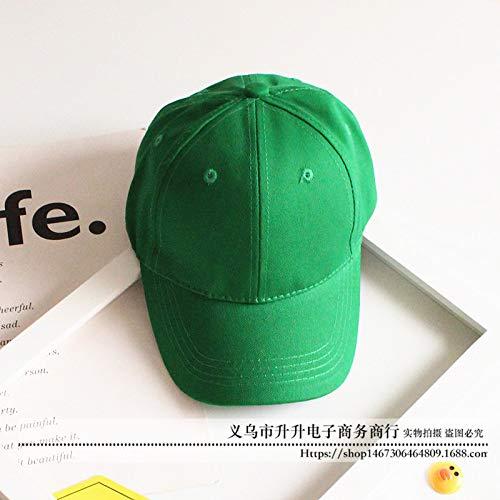 mlpnko Kinder Hut Mütze Baby Baseball Cap Jungen und Mädchen Sonnenblende Kappe grün einstellbar (Star Fox Hunde Kostüm)