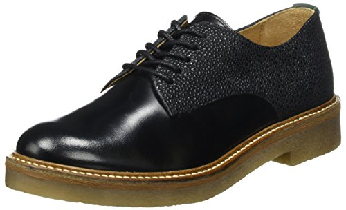 Derbies en cuir