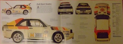 audi-quattro-fold-out-poster-cutaway-drawing-giotto-bizzarrini-24-page-magazine