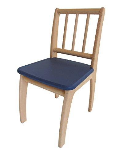 Preisvergleich Produktbild Geuther - Stuhl passend zu Sitzgruppe Bambino, natur-blau