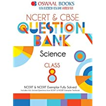 Oswaal NCERT & CBSE Question Bank Class 8 Science (For March 2020 Exam)