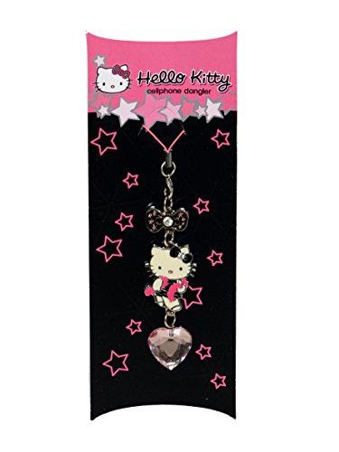 Hello Kitty Sanrio Apple (Hello Kitty Zugband Schutzhülle Eleganz Herz pink)