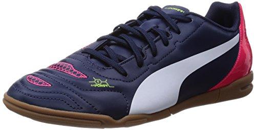 Puma evoPOWER 4.2 IT Jr, Chaussures indoor mixte enfant