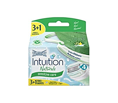 Wilkinson Intuition Pack of 4