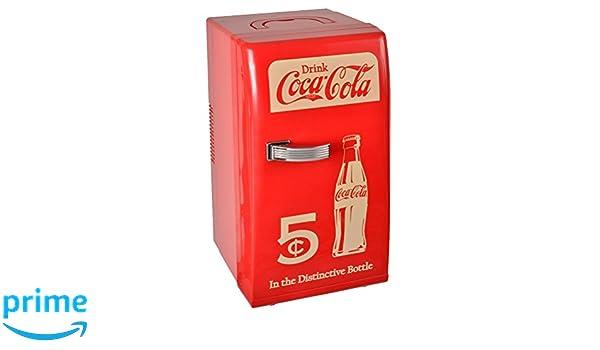 Mini Kühlschrank Coca Cola Retro : Kühlschrank l coca cola amazon elektronik