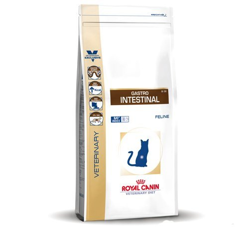 ROYAL CANIN Gastro Intestinal Calorie Secco Gatto kg. 2