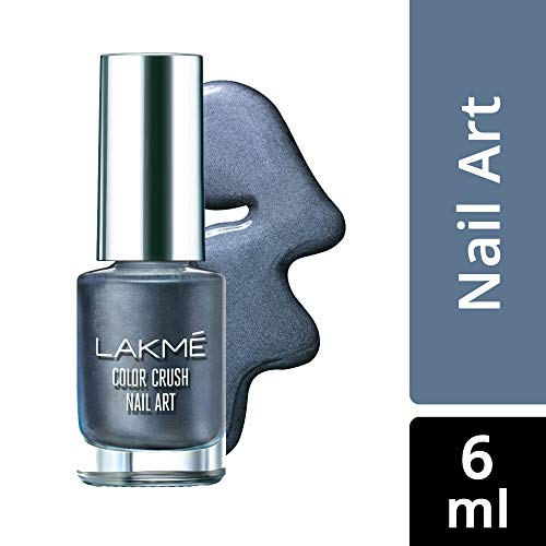 Lakme Color Crush Nailart, C3, 6ml