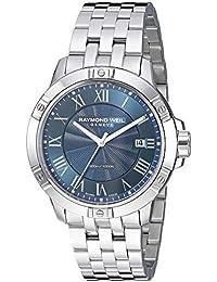 62e1a4dc313f Raymond Weil  Tango  Reloj de Vestir de Cuarzo de Acero Inoxidable para  Hombre