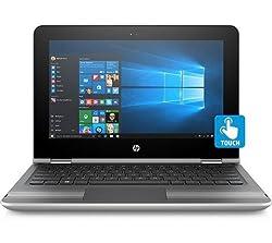 HP Pavilion 11-U005TU 11.6-inch Laptop (Core i3-6100U/4GB/1TB/Windows 10 Home/Integrated Graphics), Natural Silver
