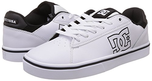 DC Shoes Notch - Chaussures pour homme ADYS100271 Blanc (White)
