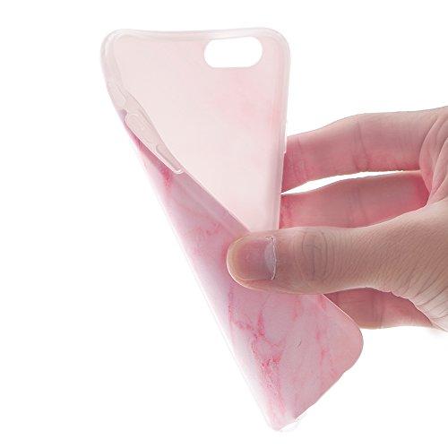 Marmo 6s Case Cover Tpu Custodia 6 Leton Iphone Silicone w5TnI8qTR
