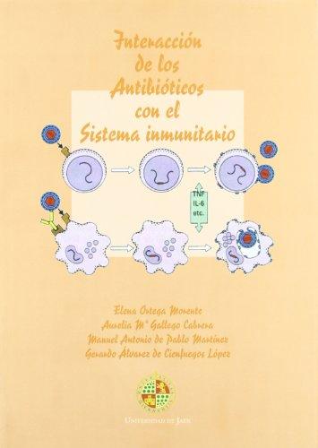Interacción de los antibióticos con el sistema inmunitario (Colección Juan Perez de Moya)