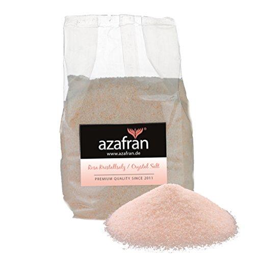 lsalz (bekannt als Himalaya Salz) Steinsalz fein 1kg ()