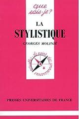 La Stylistique Poche