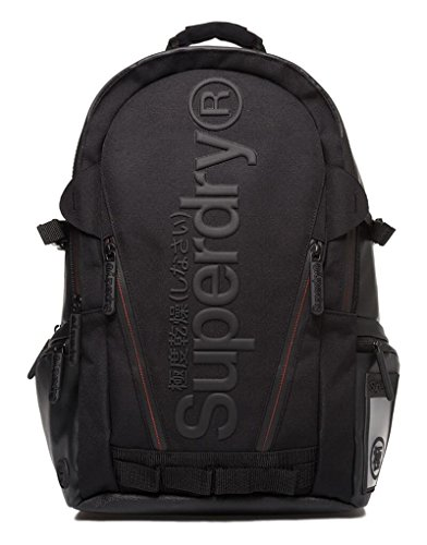 Superdry Buff Lona Nuevo Pack One Black