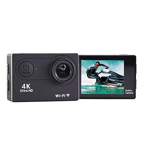 """ZUEN Action Kamera 1080P / 30Fps 2.0""""LCD 170D Unterwasser 30M wasserdichte Helm Cam Sport Video Kamera"""