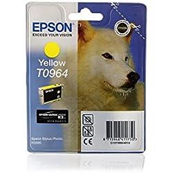 Epson Stylus Photo R 2880 - Original Epson C13T09644010 / T0964 - Cartouche d'encre Jaune - 11.4 ml